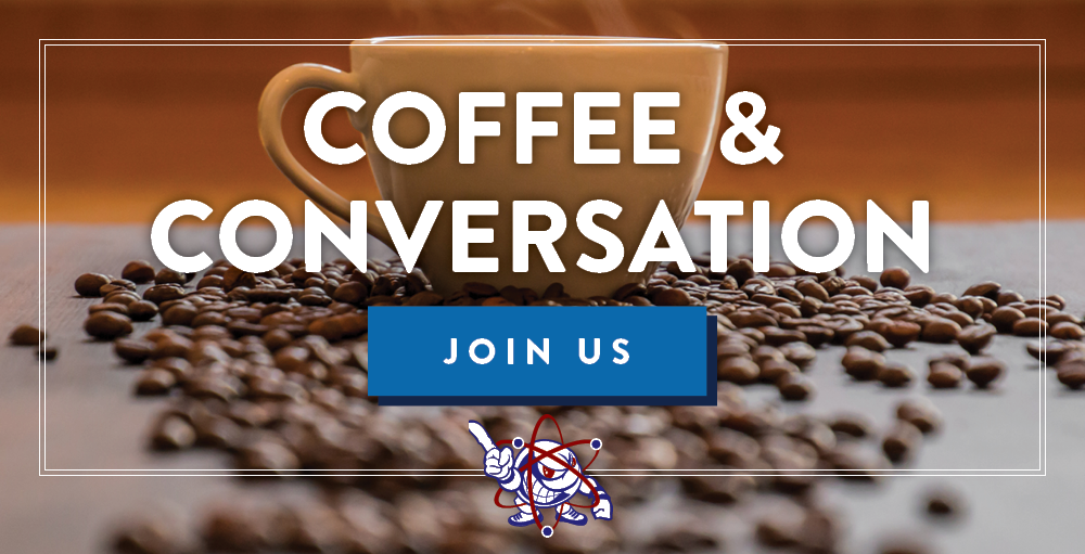 Middle school hosts its monthly Coffee & Conversation on Thursday, November 21st from 2:30 PM to 3:30 PM
