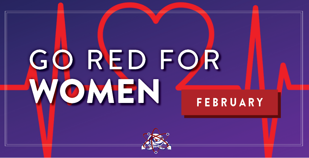 Throughout the month of February, Utica Academy of Science high school students are encouraged to live a heart healthy lifestyle for the Go Red for Women campaign.