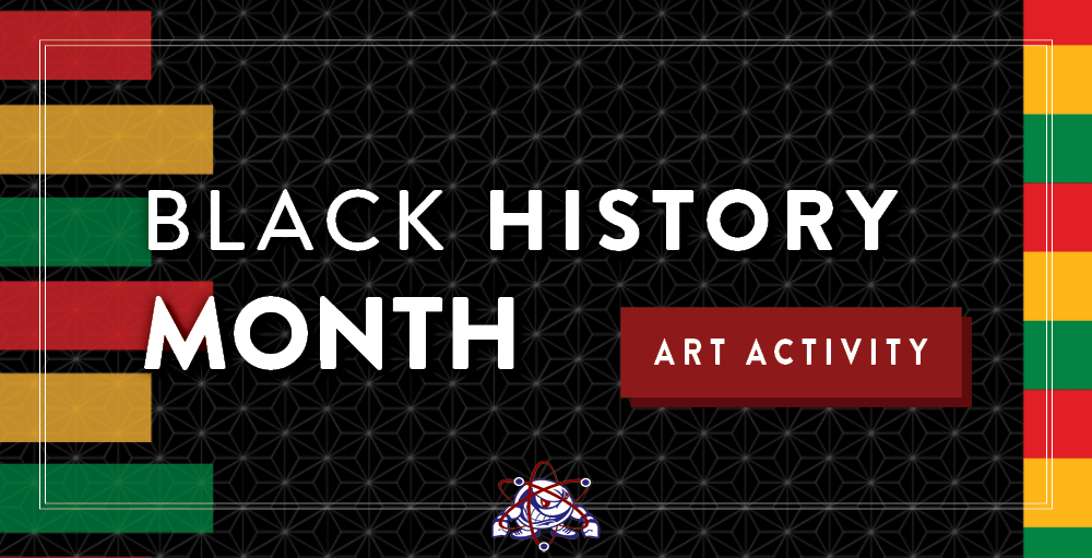 Utica Academy of Science high school art teacher, Ms. Vaccaro invites students and staff to participate in the Black History Month Art Activity. All entries are due on Monday, February 22nd.
