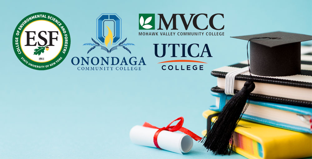 Approved Dual College Credit Courses at SANY