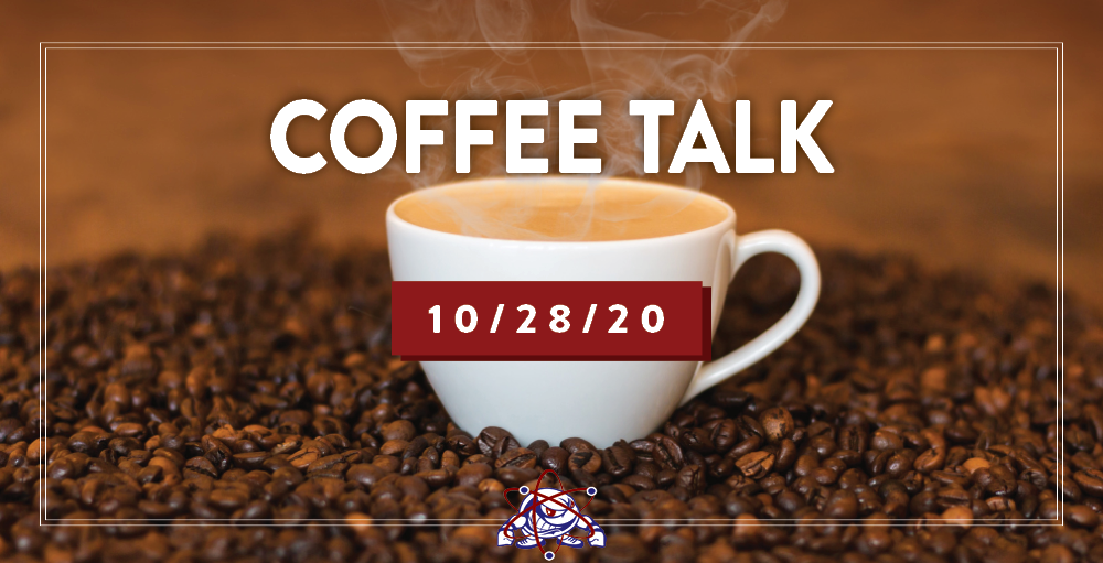 Utica Academy of Science Elementary School invites families to attend its monthly Coffee Talk Meeting on Wednesday, October 28th at 11:00 AM.