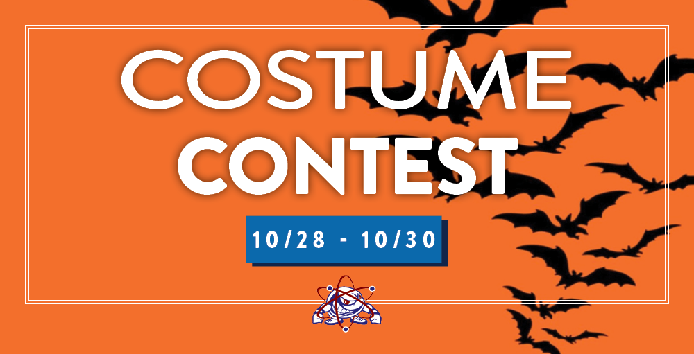 Utica Academy of Science Elementary School is hosting a Costume Contest on October 28th, 29th and 30th.