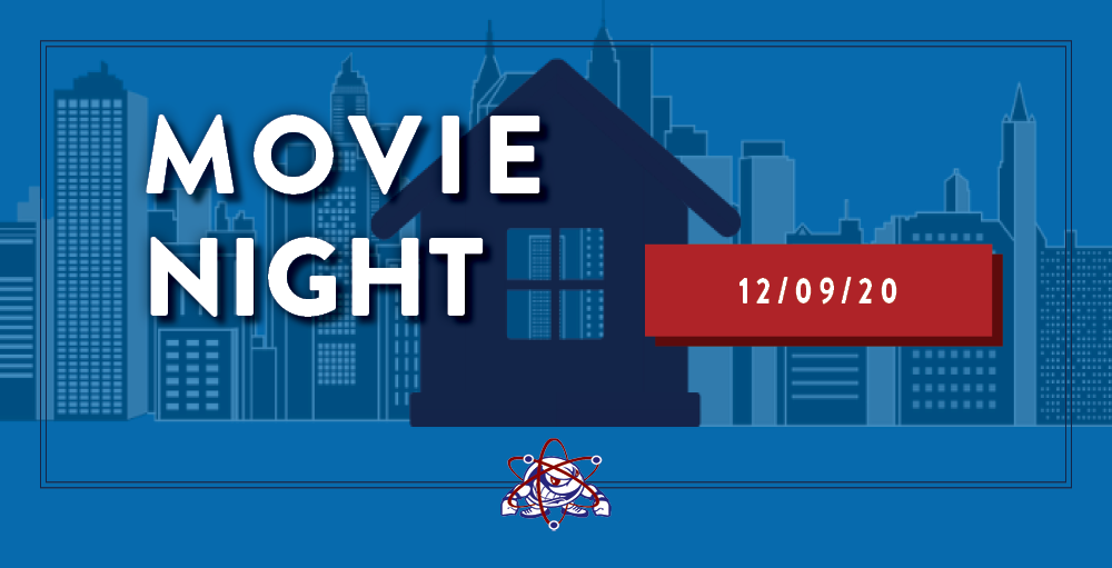 Utica Academy of Science middle school is hosting a virtual movie night for 6th grade students on 12/09 at 3:00 PM. The movie will be Home Alone 2: Lost in New York.