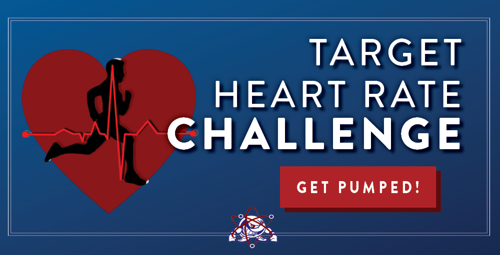 Utica Academy of Science High School students will be participating in a Target Heart Rate Challenge in their physical education class.